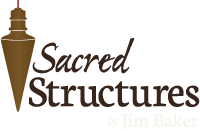 Sacred Structures by Jim Baker