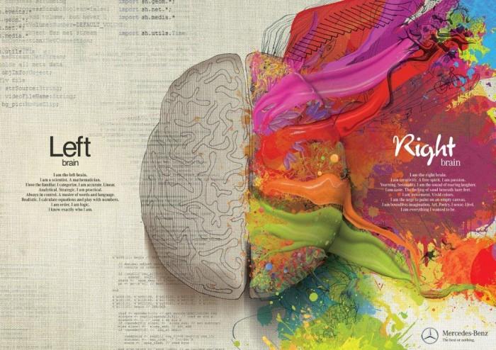 Right Brain - Left Brain