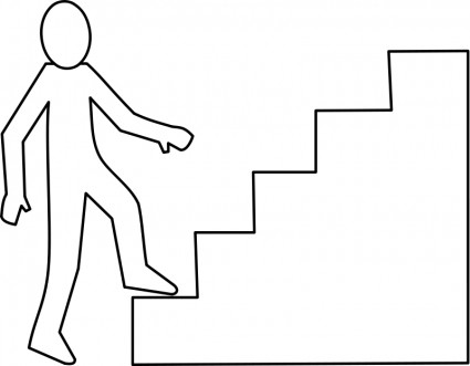 Attirant Attitude Stair Steps: Change Results From A Series Of Attitudinal Changes