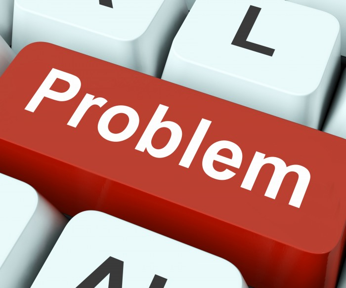 Problem Key On Keyboard Meaning Difficulty Dilemma Or Trouble